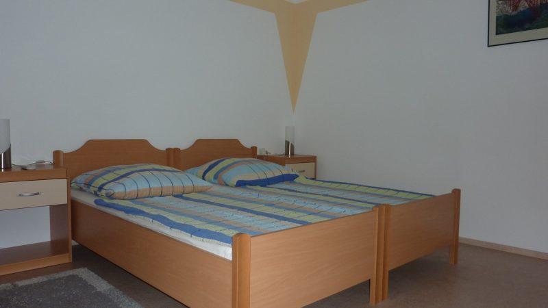 Apartment 1 Schlafzimmer2