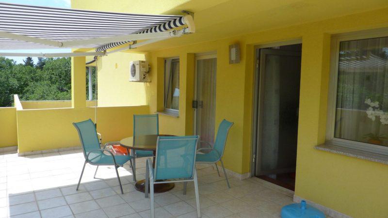 Apartment 2 Balkon1