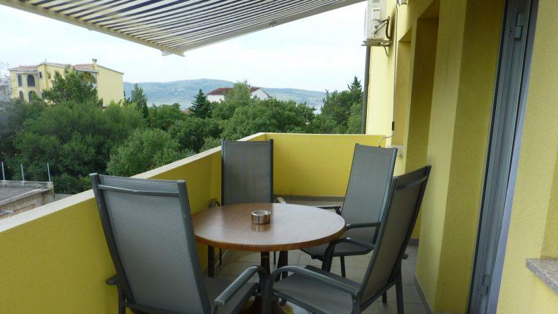 Apartment 4 Balkon1