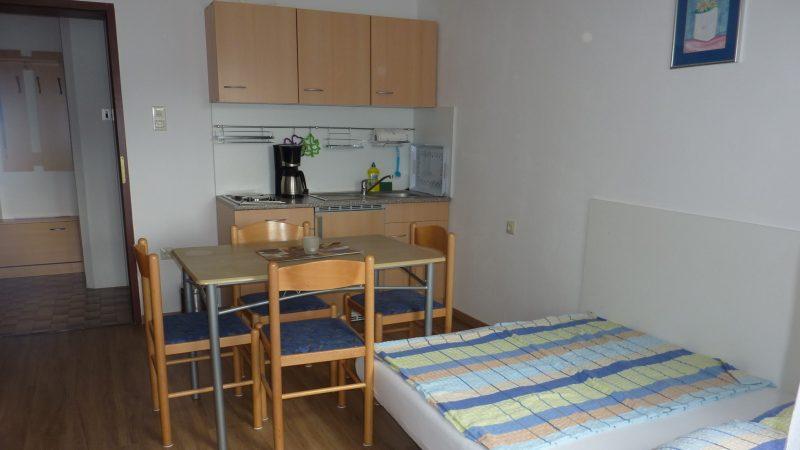 Apartment 4 Küche