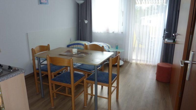 Apartment 4 Wohnzimmer